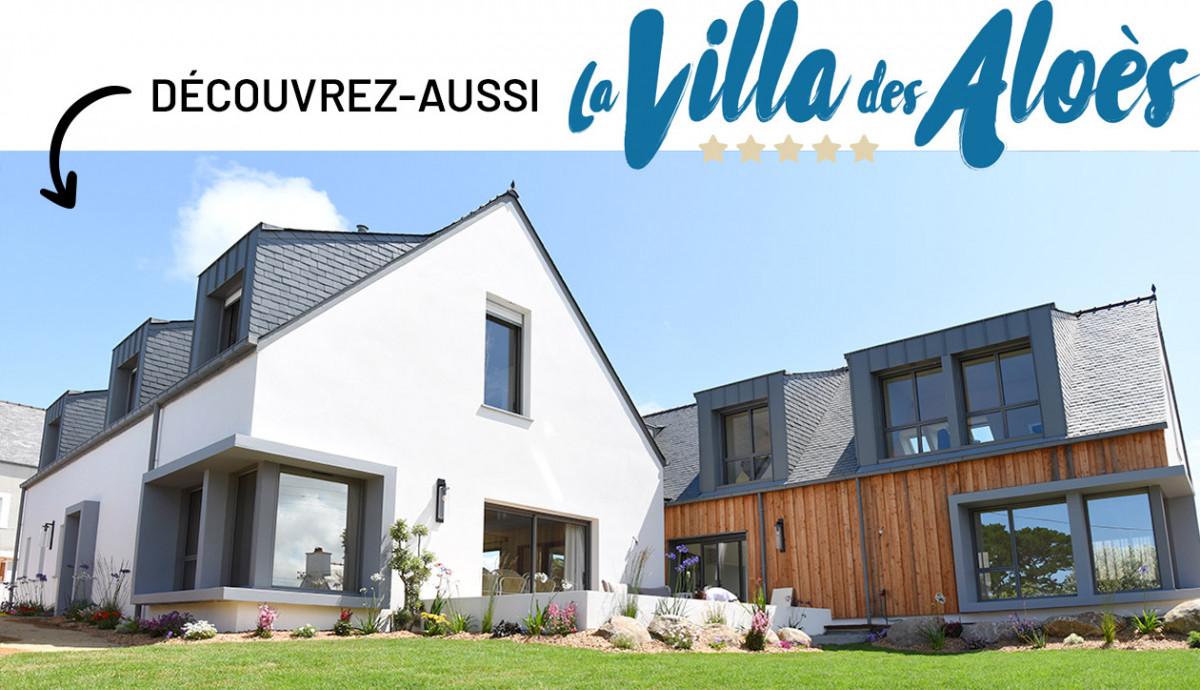 Découvrez aussi La Villa des Aloès